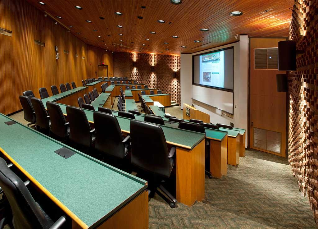 Amphitheater 102 Management Education Center Eli Broad