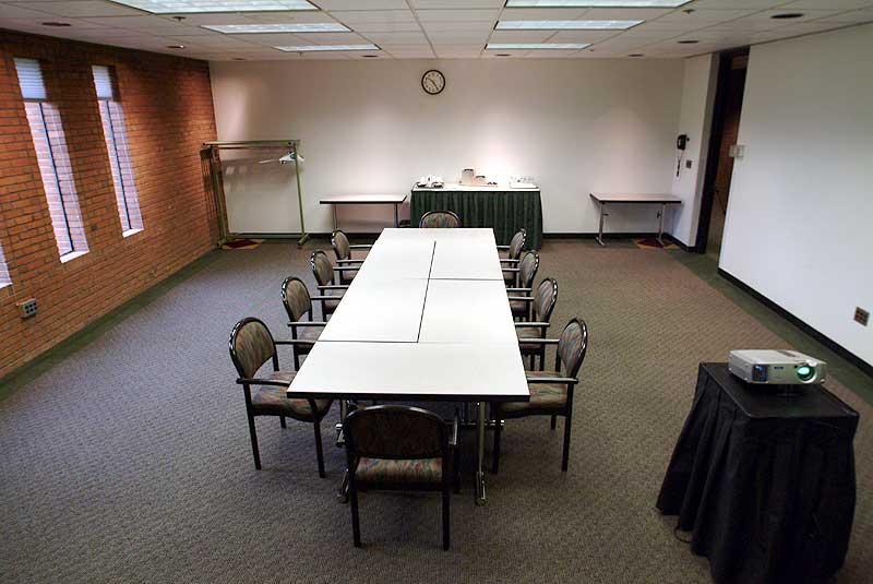 Conference Room 105 Management Education Center Eli