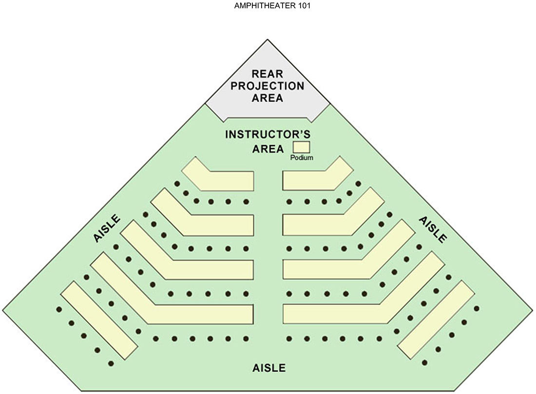 Classroom Design Dimensions ~ Amphitheater management education center eli broad