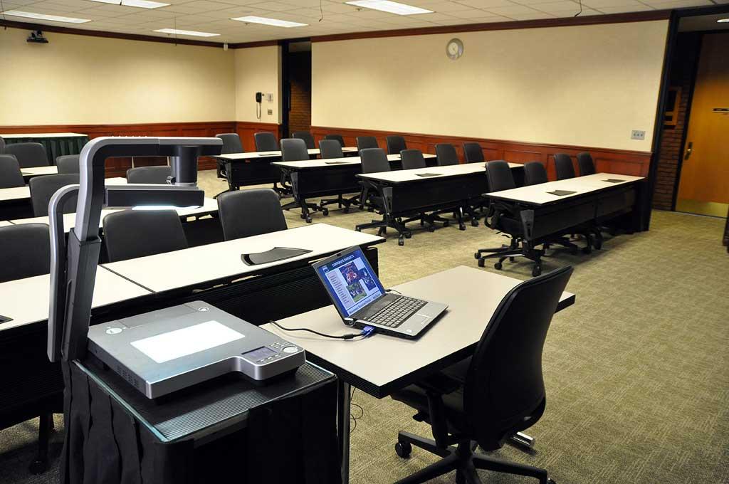 Conference Room 104 Management Education Center Eli